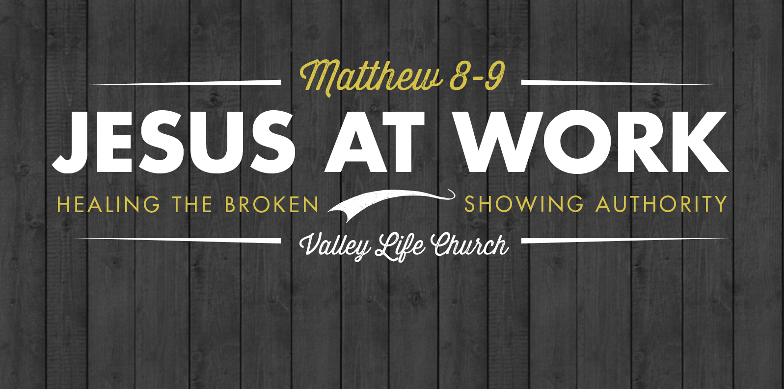 Our Current Sermon Series